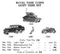 Royal Tank Corps Light Tank Set, Dinky Toys 152 (MLtdCat 1939).jpg