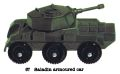 Saladin Armoured Car, Matchbox No67 (MBCat 1959).jpg