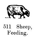 Sheep, feeding, Britains Farm 511 (BritCat 1940).jpg