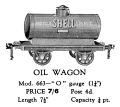 Shell Motor Spirit Oil Wagon, Bowman Models 663 (BowmanCat ~1931).jpg