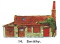 Smithy, Cotswold Village No14 (SpotOnCat 1stEd).jpg