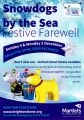 Snowdogs by the Sea, Festive Farewell, leaflet front (2016).jpg