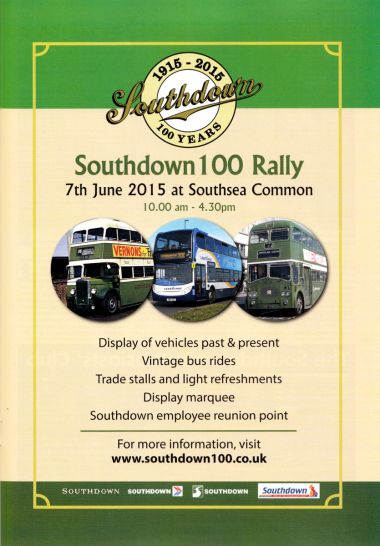 Southdown100 Rally, 7th June 2015