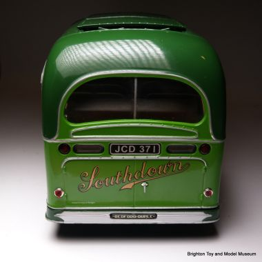 Original Classics 1:24 Southdown Bedford Duple, rear