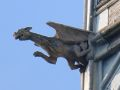 St Paul's Church, dragon gargoyle.jpg