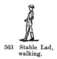 Stable Lad, walking, Britains Farm 563 (BritCat 1940).jpg
