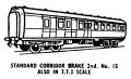 Standard Corridor Brake Second carriage, lineart (Kitmaster No15).jpg