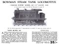 Steam 0-4-0 Tank Locomotive, Bowman Models 265 (BowmanCat ~1931).jpg