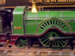 "Smaller gauge 0 ""Stirling Single"", again by Denis Hefford"