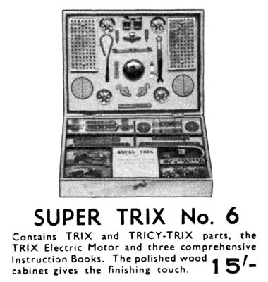 1938: Trix Construction Set No.6