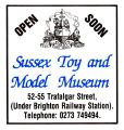 Sussex Toy and Model Museum, Brighton, Opening Soon (CollGaz 1991-04).jpg