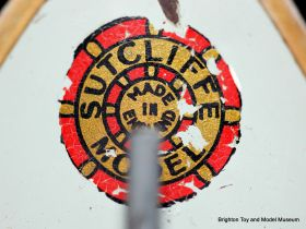 """SUTCLIFFE MODEL"" forward decal"