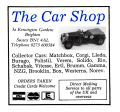 The Car Shop, 3a Kensington Gardens, Brighton (CollGaz 1991-04).jpg