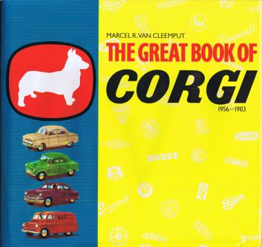 "The Great Book of Corgi"", by Marcel Van Cleemput"