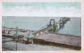 The Old Chain Pier, Brighton, postcard (GDD).jpg