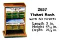 Ticket Rack, with tickets, Märklin 2657 (MarklinCat 1936).jpg