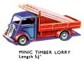 Timber Lorry, Triang Minic (MinicCat 1950).jpg