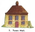 Town Hall, Cotswold Village No7 (SpotOnCat 1stEd).jpg