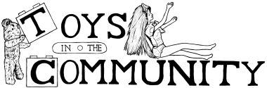 Toys in the Community project logo