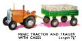 Tractor and Trailer with Cases, Triang Minic (MinicCat 1950).jpg