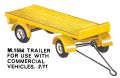 Trailer for commercial vehicles, Minic Motorways M1554 (TriangRailways 1964).jpg