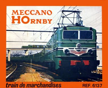 French Hornby HO catalogue