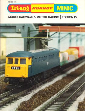 "1969: Tri-ang Hornby catalogue, Edition 15, ""Model Railways and Motor Racing"""