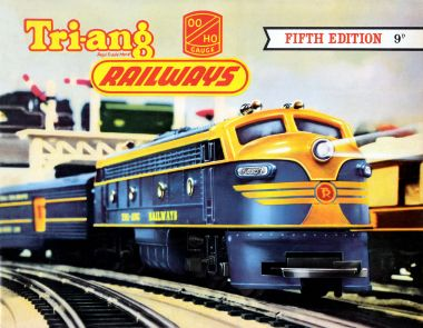 1959: Fifth Edition of the Tri-ang Railways catalogue