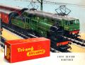 Triang Railways, 1960 catalogue front cover, sixth edition (TRCat 1960).jpg