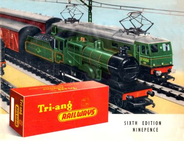 1960: Sixth Edition of the Tri-ang Railways catalogue