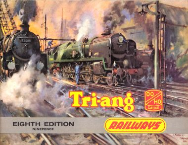 1962: Eighth Edition of the Tri-ang Railways catalogue