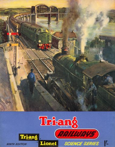 1963: Ninth Edition, with Tri-ang Lionel Science Series