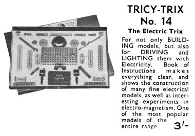 Trix Construction Set No.14