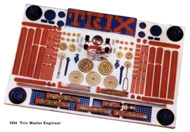 "1964: ""Trix Master Engineer"" Construction Set No.1"