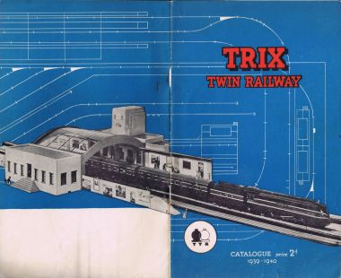 1939-40 TTR catalogue cover artwork