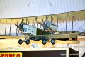 Vickers Vimy biplane radio-controlled model (Denis Hefford).jpg