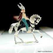 Viking on Horseback, lead flat (possibly Henrichsen).jpg