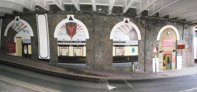 Brighton_Belle_mural