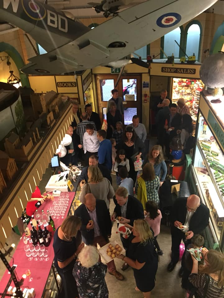 An event at Brighton Toy and Model Museum - Lobby Area (2018)